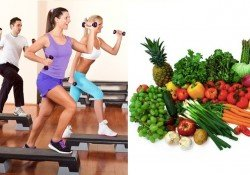 How to increase stamina through exercise and proper diet